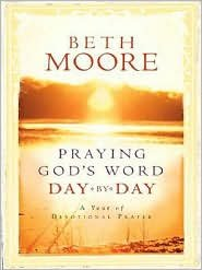 Read Online Praying God's Word Day by Day [Large Print] Large Type edition PDF