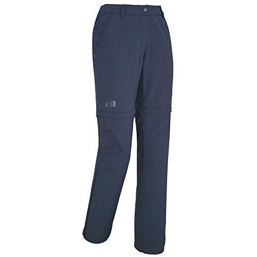 Millet Ld Mount Cleveland pantalón Zip Off mujer azul