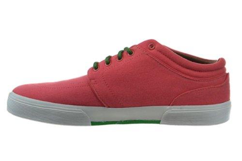Polo Ralph Lauren Faxon Mid Heren Schoenen Sunset Red / Biscay Green
