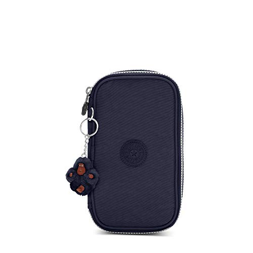 Kipling 50 Pens Case One Size Blue