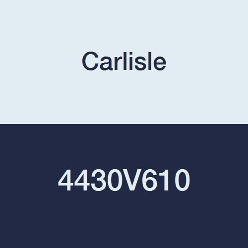 """Carlisle 4430V610 Variable Speed Cog-Belt, Rubber, 2.75"""" ..."""