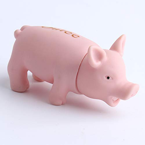 Outee Rubber Character Toys Pig Rubber for Boys Girls by Outee (Image #2)