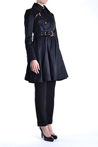 Balizza Mujer MCBI336034O Negro Lana Abrigo