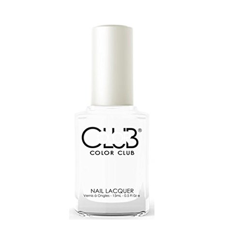 Color Club Nail Polish, White, French Tip, .05 - Color White Tip