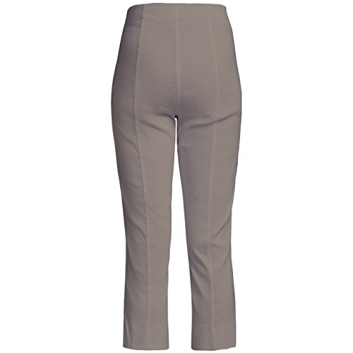 Robell Marie 07- Pantalones elásticos, corte slim, para mujer, color capri Marine