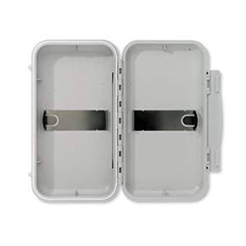 C&F Design FFS-L1/OW Large Waterproof System Fly Box Off White -