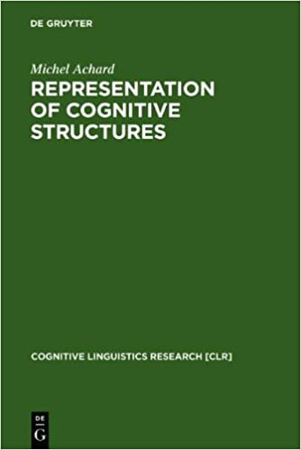 Lataa ilmaisia englanninkielisiä kirjoja mp3 Representation of Cognitive Structures: Syntax and Semantics of French Sentential Complements (Cognitive Linguistics Research) in Finnish PDF DJVU FB2 by Michel Achard