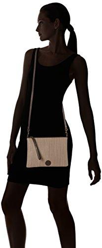 Timberland Tb0m5576 - Bolsos bandolera Mujer Beige (Dark Rubber)