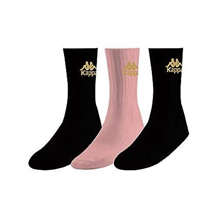 Kappa Ailel Auth Socks X3 Calcetines Unisex Adulto