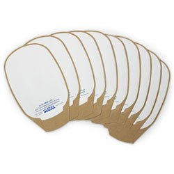 ElectrolastTM AED Trainer Foam Electrode Peel-off Pads - Medtronic Physio-control -