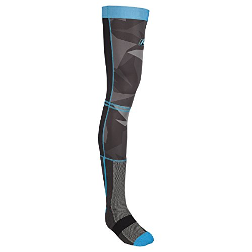 Klim Aggressor Cool -1.0 Knee Sock - MD/Camo - Blue by Klim