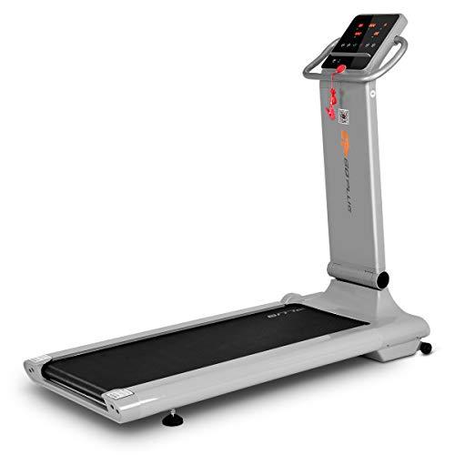 Goplus 1.5HP Electric Folding Treadmill Portable Motorized Running Machine Home Gym Cardio Fitness w/App (Silver) by Goplus (Image #4)