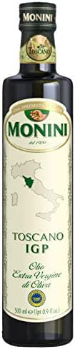 Olive Oil: Monini Toscano Extra Virgin Olive Oil