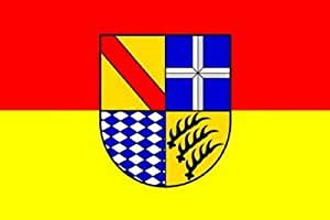 Bandera LK Karlsruhe 90x 150cm