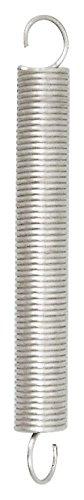 /carga de trabajo indicative 10/kg/ Chapuis rst9/ Gri /longitud 18/mm /Juego de 3/muelles de tracci/ón/ /acero galvanizado/ 8/mm/ /Di/ámetro 0