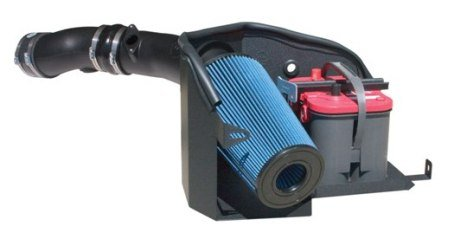 aFe Stage 2 Cold Air Intake Pro-Dry S Ford Excursion 6.0L V8 03-07