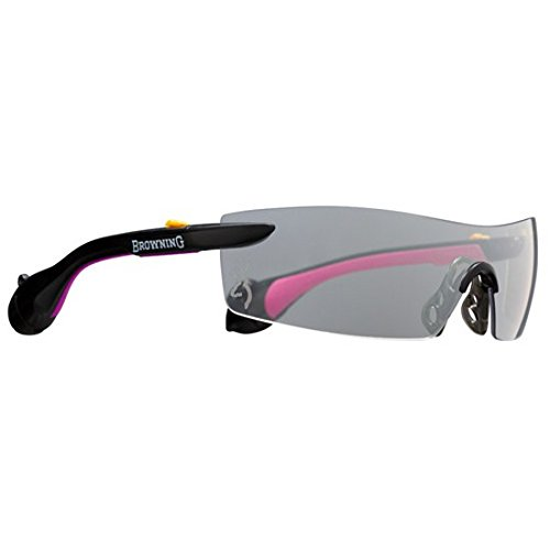 - Browning Sound Shield Indoor/Outdoor Shooting Glasses, Pink