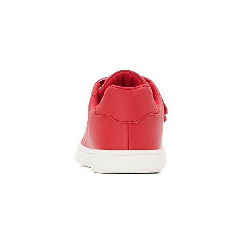 La Redoute Collections Jungen Rote Sneakers 2639 Gre 39 Rot