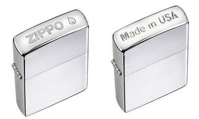 Zippo Crown Stamp Pocket Lighter