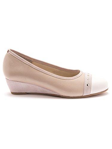 Mujer Beige Vestir De Pediconfort Zapatos qSfgXUgt