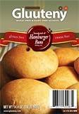Gluten Free, Casein Free Hamburger Bun Baking Mix