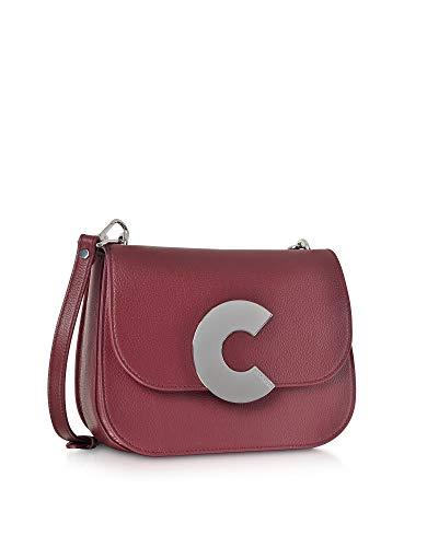 Pelle Coccinelle Spalla Donna E1cn5120101r04 Bordeaux Borsa A fHqZX