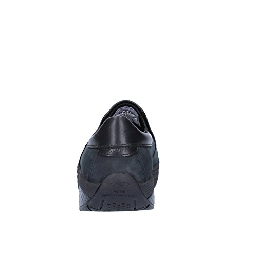 MBT Sneakers Mujer 37 EU Negro Nubuck (Cuero) Textil