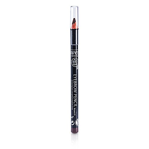Lavera by Lavera Eyebrow Pencil - # 01 Brown --1.14g/0.038oz for WOMEN ---(Package Of 5) by lavera