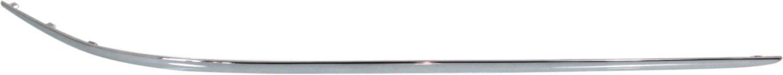Bumper Trim Set compatible with 2005 Mercedes Benz C55 AMG Base 5.5L