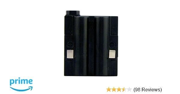 Kastar 2-Pack Replacement Battery for Midland BATT5R FRS-005 LXT210 // AVP7