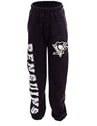 Calhoun NHL Youth Childrens Official Team Sweatpants
