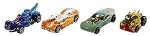 Mattel BHR15 - Hot Wheels Color Shifters Fahrzeuge Sortiment