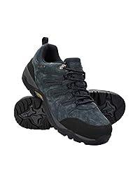 Mountain Warehouse Aspect Mens IsoGrip Shoes - Waterproof Hiking Shoe
