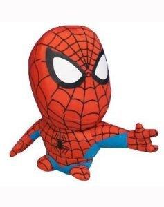 Marvel 마블 Spider-Man 스파이더 맨 Super Deformed Plush 봉제인형 인형 병행수입