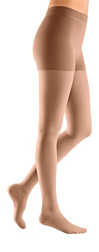 Plus Closed Toe Pantyhose (mediven plus, 30-40 mmHg, Compression Pantyhose, Closed Toe)