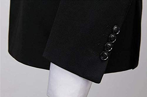 TOPG Men Wedding 3 Pieces Double Breasted Suits Slim Fit Groomsmen Suit Business Suit