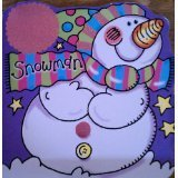 Shaped Snowman (Snowman (Christmas Shaped Boards))