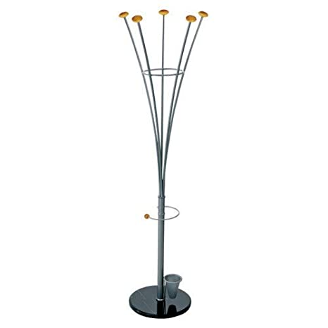 Amazon.com: Perchero de flor árbol, Gris: Office Products