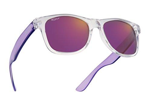 BOOM Spectrum Polarized Sunglasses by Dimensional Optics - BERRY ()