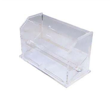 Straw Dispenser, Clear Acrylic (6 Pieces/Unit)