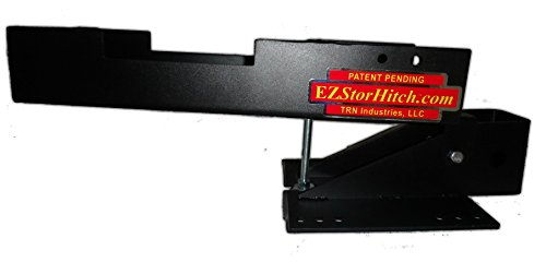 EzStorHitch Reclaim Your Storage Space! Securely Store Your Weight Distribution Hitch System