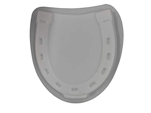 Horsehoe Concrete Plaster Stepping Stone Mold 1190 ()