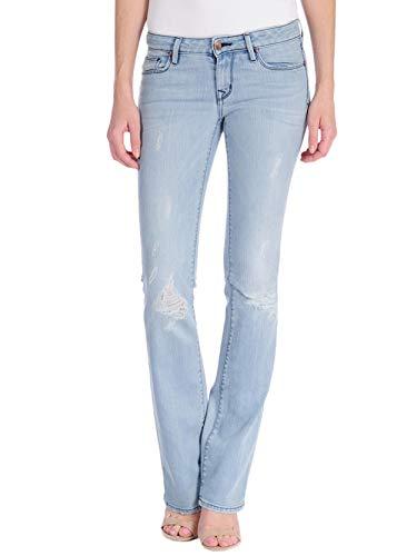 - Raven Women's Premium Sadie in Ramone Bootcut Jeans (W107DNS-ELA, 24)