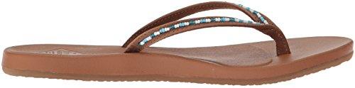 Freewaters Women's Indio Sandal Blue/Tan kitUHoS0jF