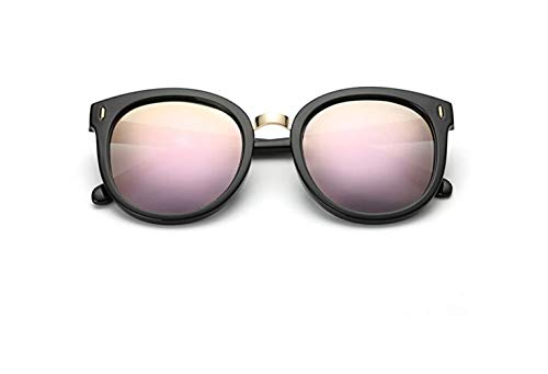 Conducción Rosa Gafas Sol Espejo Conducción Gafas liwenjun Negro Marco De De Gafas De Pastillas De Sol UV Polarizada Anti U14xxIqw