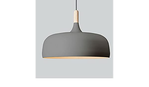Northern Acorn - Lámpara de techo (aluminio, 100 W, 48 x 34 cm ...