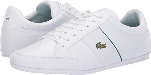 Lacoste Men's Nivolor 119 1 P CMA White/Green 13 M US ()