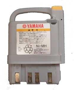 ヤマハ電動自転車(車いす NI-MH) 預りバッテリーパック電池交換   B018YJN5KK