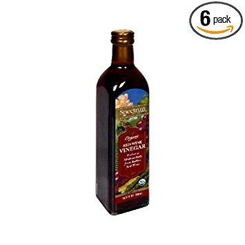 Spectrum Naturals Organic Red Wine Vinegar, 16.9 Ounce - 6 per case. by Spectrum