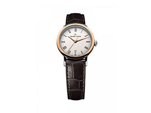 Maurice Lacroix Les Classiques Ladies Date Automatic Watch, 18Kt Rose gold